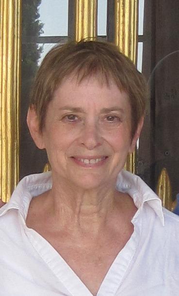 Ruth at Topkapi Palace