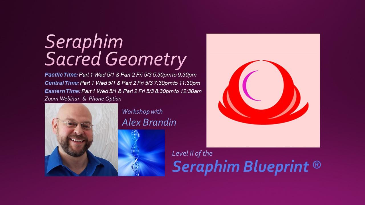 Level II Sacred Geometry Alex Brandin